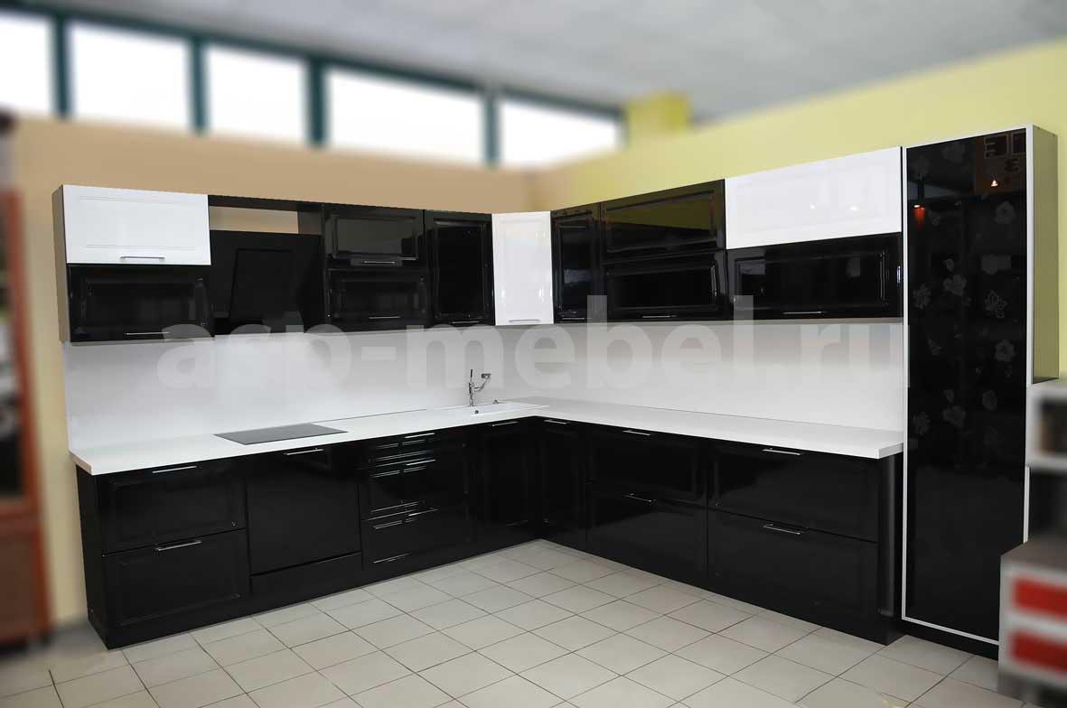 готовые кухни с фотопечатью на фасадах фото