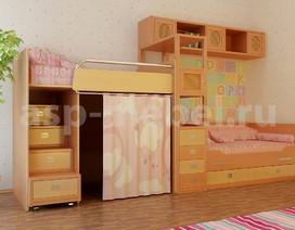 Шкаф для детской dets_7